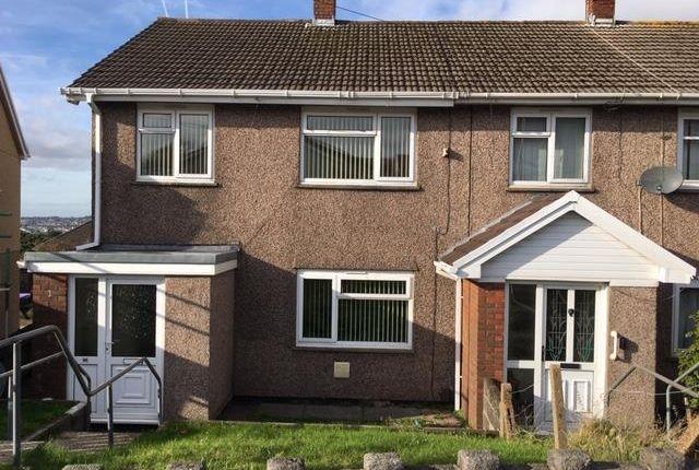 Thumbnail Property to rent in Caernarvon Way, Bonymaen, Swansea