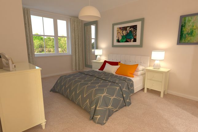 Master Bedroom of Park Drive Way, Stocksbridge, Sheffield S36