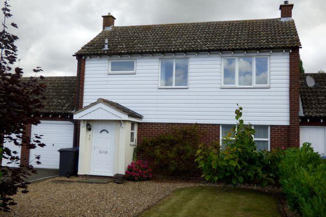 Thumbnail Property to rent in Clopton Drive, Long Melford, Sudbury