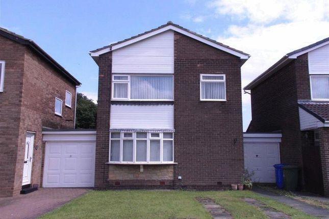 Thumbnail Detached house to rent in Harnham Grove, Cramlington