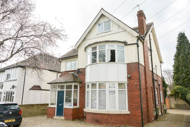 Thumbnail Flat to rent in Harrogate Road, Leeds