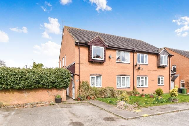 Thumbnail Maisonette for sale in Tithe Court, Middle Littleton, Evesham