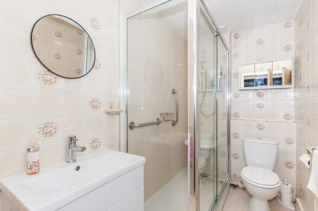 Shower Room of Wilmslow Crescent, Thelwall, Warrington, Cheshire WA4