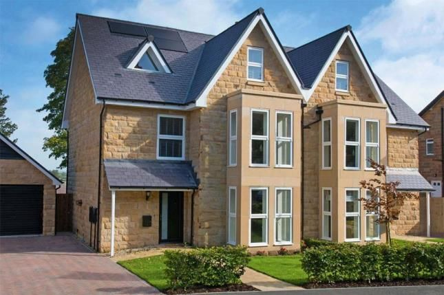 Thumbnail Property for sale in Kent Drive, Harrogate, North Yorkshire