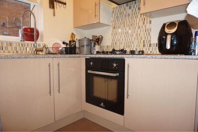 Kitchen of Thirlmere Close, Knott End-On-Sea, Poulton-Le-Fylde FY6