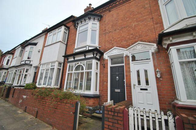 Thumbnail Terraced house for sale in King Edward Road, Moseley, Birmingham