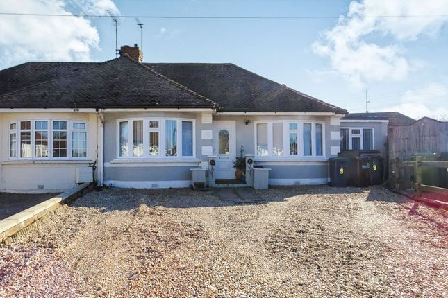Thumbnail Semi-detached bungalow for sale in East Close, Polegate