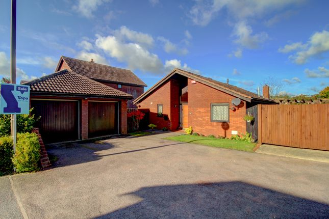 Thumbnail Bungalow for sale in Thorncliffe, Two Mile Ash, Milton Keynes