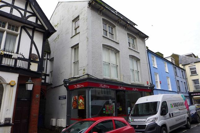 Thumbnail Flat for sale in Eastgate Street, Aberystwyth, Ceredigion