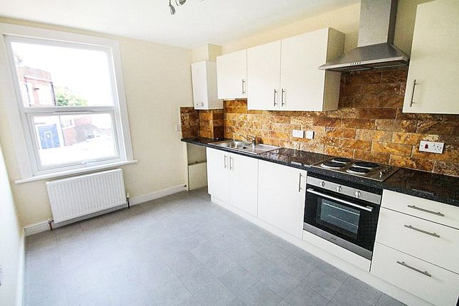 Thumbnail Flat to rent in Canterbury Street, Gillingham, Kent