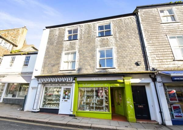 Thumbnail Flat for sale in 17A Fore Street, Totnes, Devon