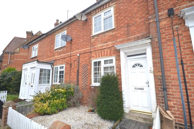 Thumbnail Terraced house to rent in Caldecote Street, Newport Pagnell