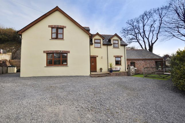 Thumbnail Detached house for sale in Rhiwiau, Llanboidy, Whitland