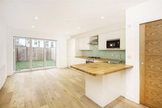 Thumbnail Terraced house for sale in Fawcett Road, Croydon