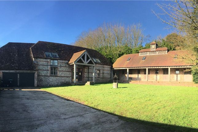 Thumbnail Detached house to rent in Bryanston, Blandford Forum, Dorset