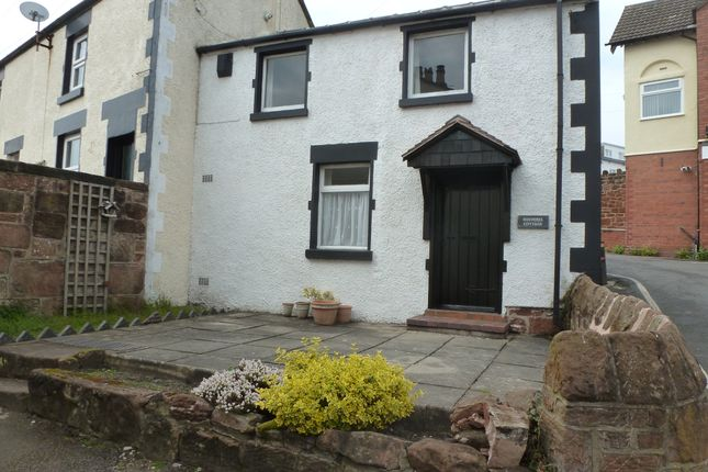 Thumbnail Cottage to rent in School Hill, Heswall, Wirral