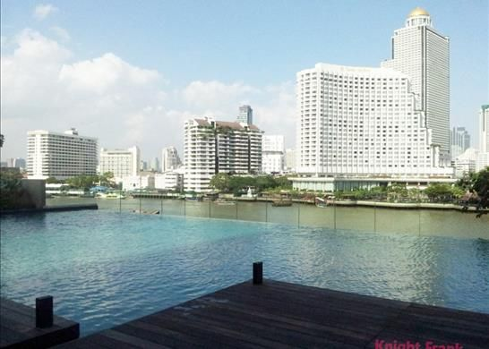 The River-Bangkok Finest's Waterfront Condominium