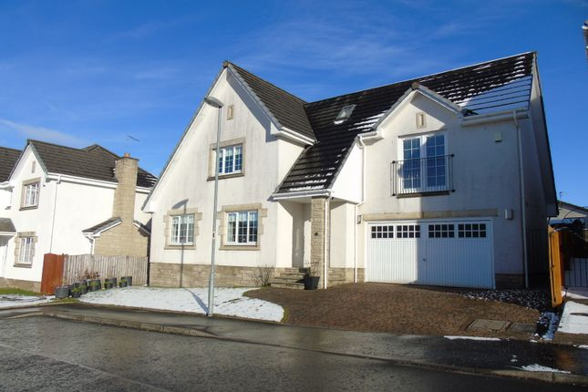Thumbnail Detached house for sale in Dalmacoulter Place, Glenmavis, Airdrie