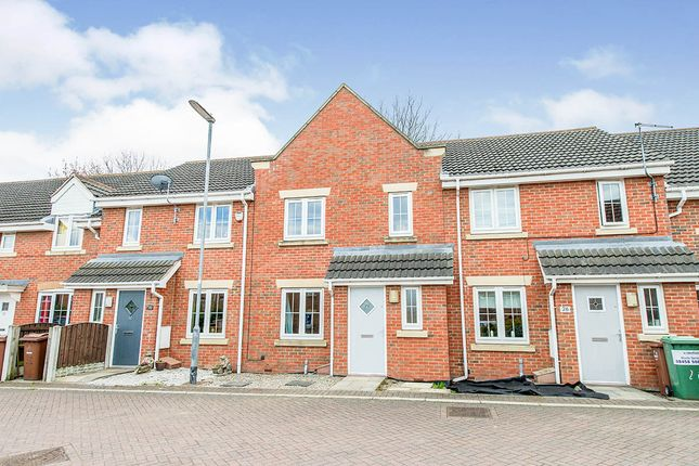3 bed terraced house for sale in The Wharf, Knottingley, West Yorkshire WF11