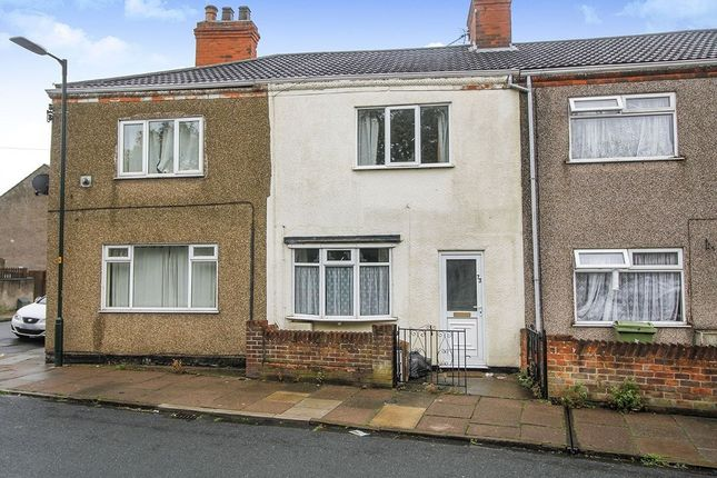 Thumbnail Terraced house to rent in Haven Avenue, Grimsby