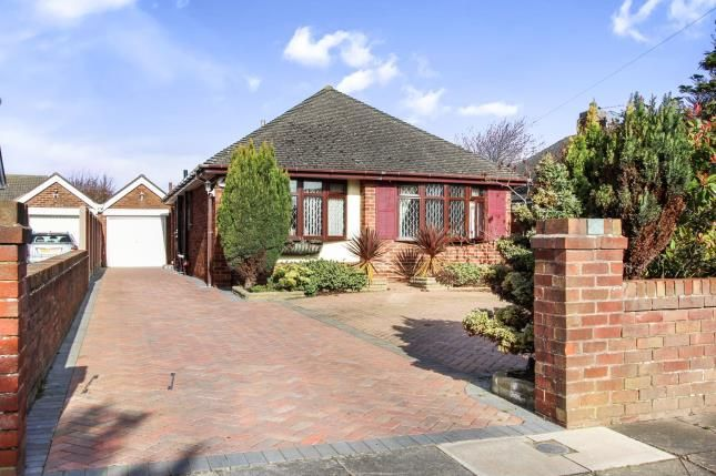 Thumbnail Bungalow for sale in Whitby Road, Lytham St. Annes, Lancashire