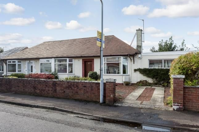 Thumbnail Bungalow for sale in Aitkenbrae Drive, Prestwick, South Ayrshire, Scotland