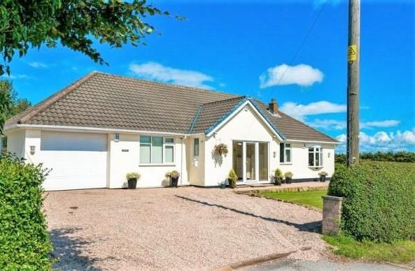 Thumbnail Detached bungalow for sale in Spa Lane, Lathom, Ormskirk