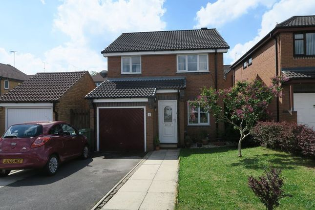 Thumbnail Detached house for sale in Teal Drive, Morley, Leeds