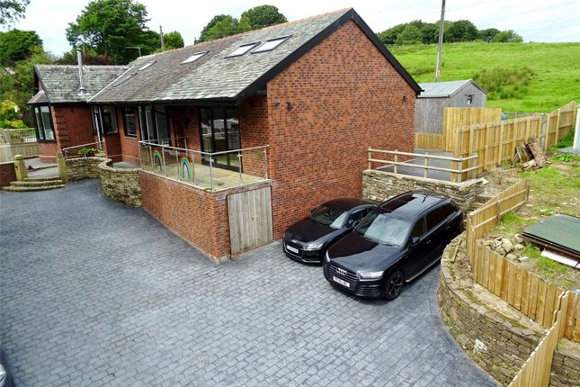 Thumbnail Detached house for sale in Bog Height Road, Darwen, Lancashire