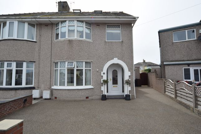 Thumbnail Semi-detached house for sale in Strathmore Avenue, Walney, Cumbria