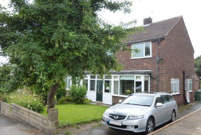 Thumbnail Semi-detached house to rent in New Occupation Lane, Pudsey