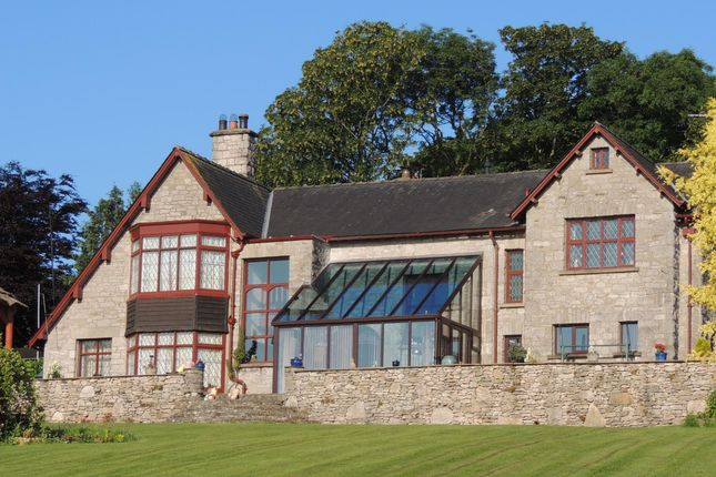 Thumbnail Detached house for sale in West View, Church Road, Grange-Over-Sands