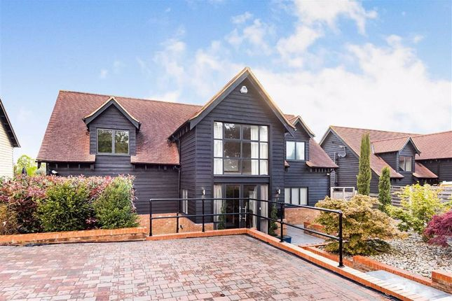 Thumbnail Property for sale in The Stables, Allum Lane, Elstree, Hertfordshire