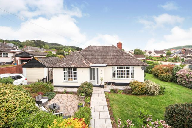 Thumbnail Detached bungalow for sale in Hopcott Close, Minehead