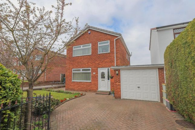 4 bed detached house for sale in Willowfield Road, Heysham, Morecambe LA3