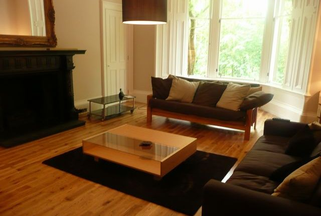 Thumbnail Flat to rent in Doune Gardens, Kelvinside, Glasgow, Lanarkshire