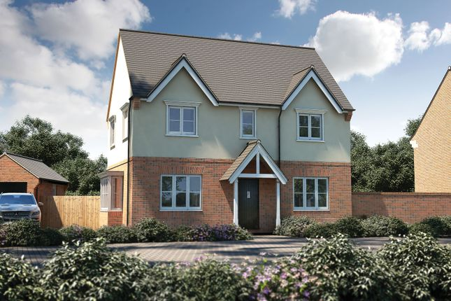 """Thumbnail Detached house for sale in """"The Bratton"""" at Witney Road, Kingston Bagpuize, Abingdon"""
