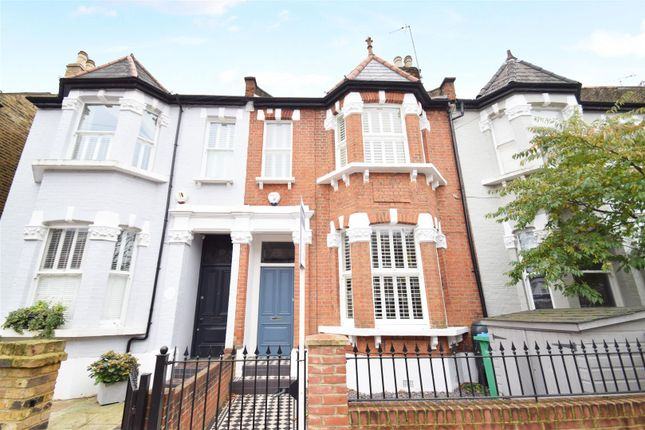 Thumbnail Terraced house to rent in Beaconsfield Road, St Margarets, Twickenham