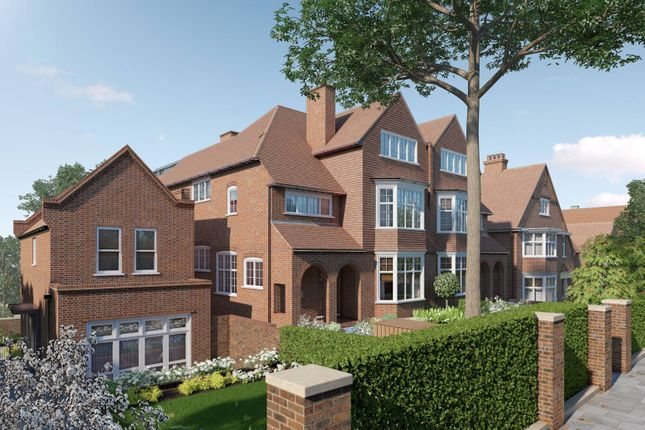 Thumbnail Flat for sale in Kidderpore Green, Hampstead