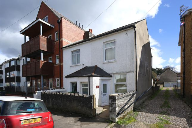 Thumbnail Semi-detached house for sale in Conybeare Road, Canton, Cardiff
