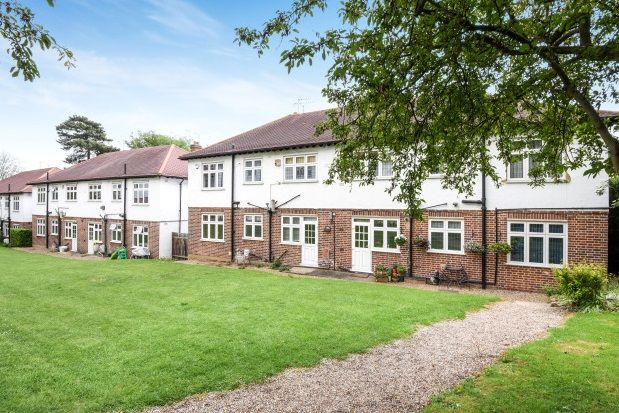 Thumbnail Flat to rent in Grange Court, High Road, Loughton
