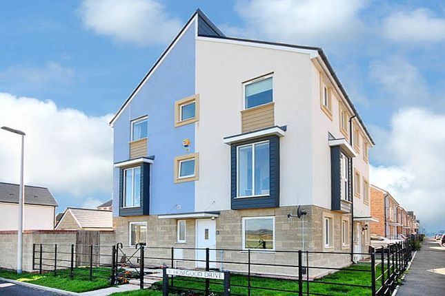 Thumbnail Semi-detached house to rent in Proctor Drive, Weston-Super-Mare