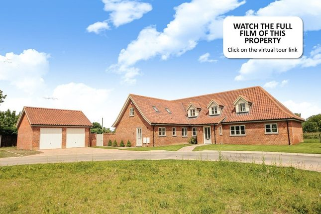 Thumbnail Property for sale in Oyster Meadow, Dereham