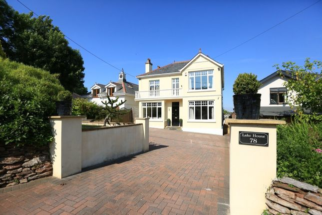 Thumbnail Detached house for sale in Radford Park Road, Plymstock, Plymouth