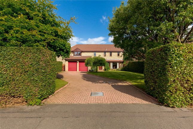 Thumbnail Detached house for sale in Barnton Park View, Barnton, Edinburgh