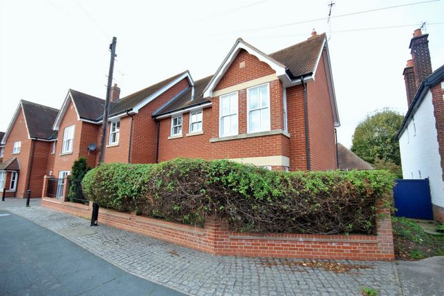 Thumbnail Semi-detached house for sale in The Rayleighs, Drury Road, Colchester, Essex