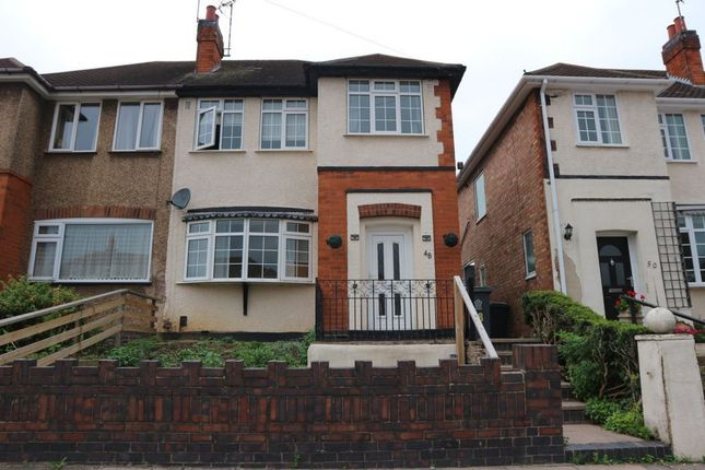 Thumbnail Semi-detached house for sale in Wiltshire Road, Stadium Estate