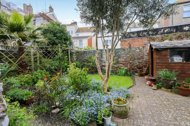 Thumbnail Terraced house for sale in Brunswick Street, Teignmouth