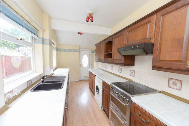 Thumbnail Terraced house for sale in Handley Road, New Whittington, Chesterfield