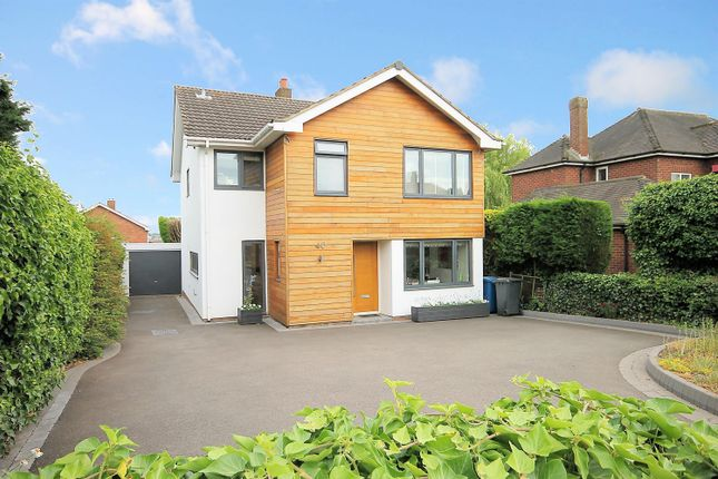 Thumbnail Detached house to rent in Ashby Road, Tamworth